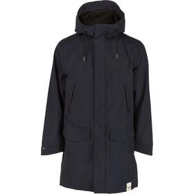 Tretorn M's From The Sea Rain Jacket Padded Hull Blue